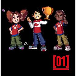 Équipe 10-12 ans